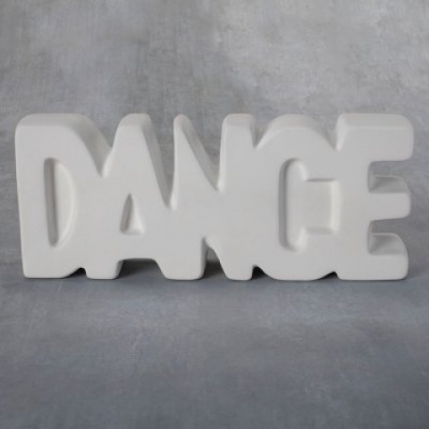 Freestanding word 'Dance'